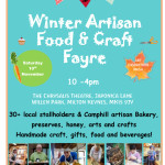 CMKC Craft and Food Fayre Nov_2018